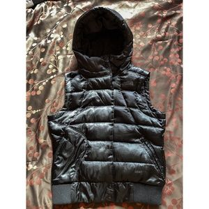The North Face Hooded Oh Snap Puffy Vest